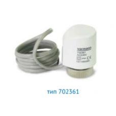 Термоэлектрический сервопривод, тип 702361, 230 В